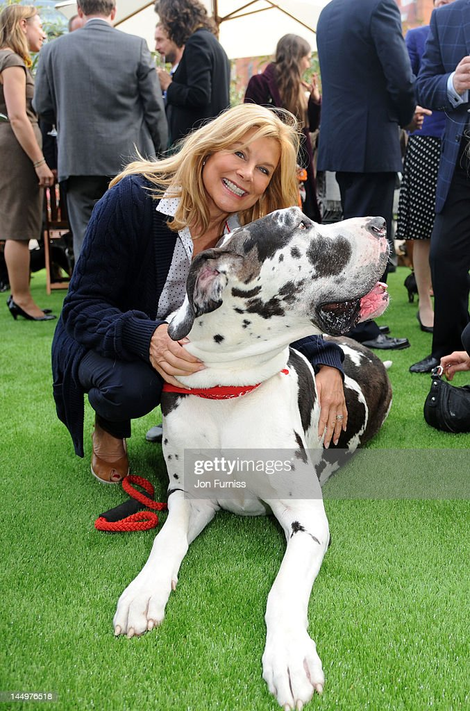Jilly Johnson attends the 21st Dog Trust Awards at Honourable Artillery Company on May 21, 2012 in London, England.