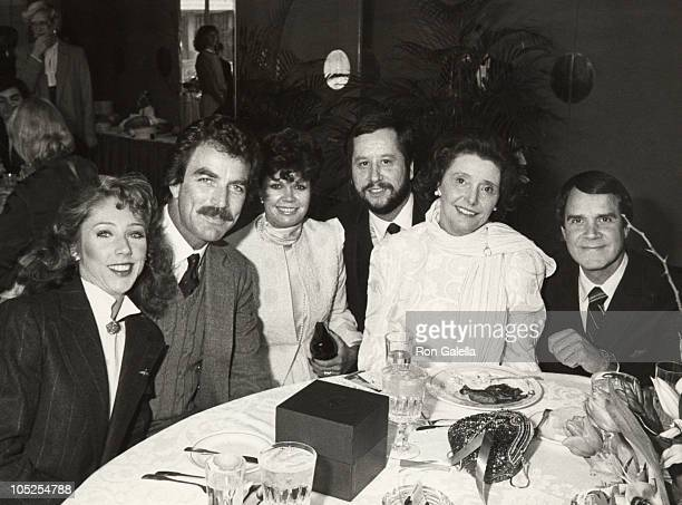 Jilly Mack Tom Selleck Jeanne Worden Barry Landau Patricia Neal and Rich Little
