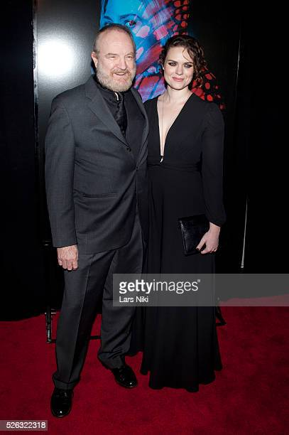 Jim Beaver attends the 'Crimson Peak' New York premiere at AMC Loews Lincoln Square in New York City �� LAN