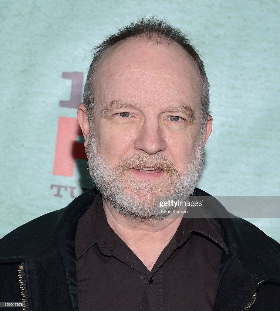Jim Beaver attends the Premiere Of FX's 'Justified' Season 4 at Paramount Theater on the Paramount Studios lot on January 5, 2013 in Hollywood, California.