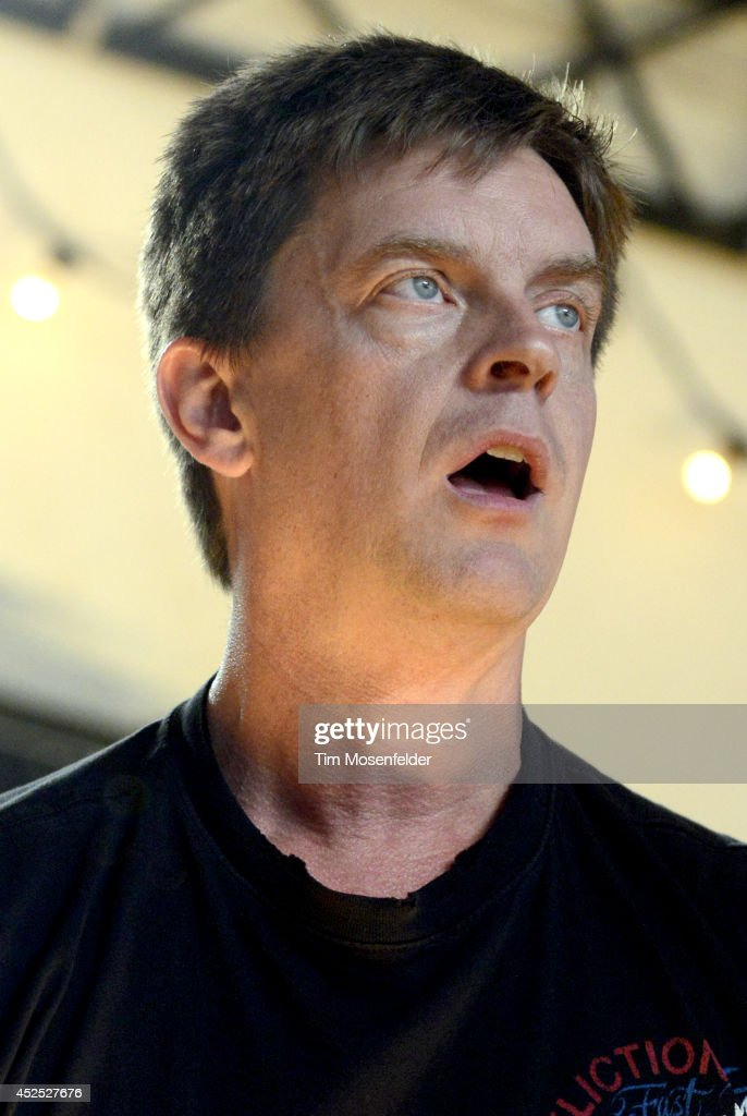 Jim Breuer performs during the Pemberton Music and Arts Festival on July 18, 2014 in Pemberton, British Columbia.