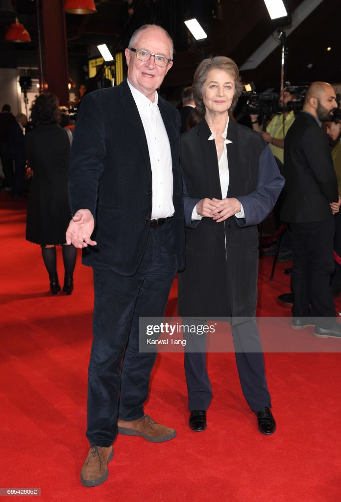 """The Sense Of An Ending"" - Gala Screening - Red Carpet Arrivals"