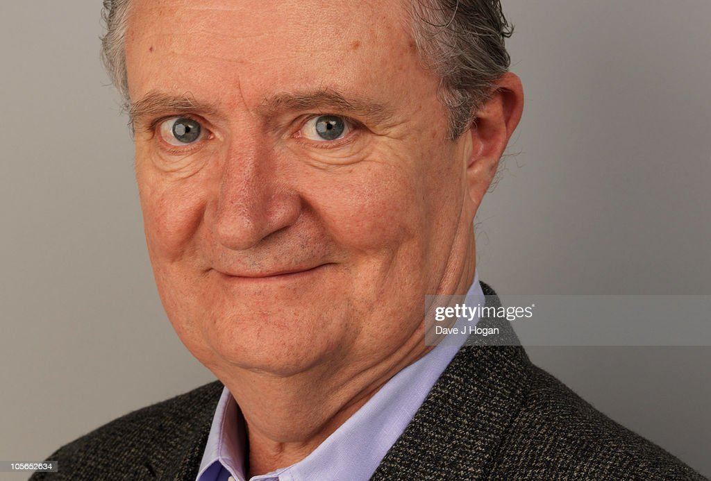 Jim Broadbent from Another Year poses for a portrait during The 54th BFI London Film Festival held at The Vue Leicester Square on October 18, 2010 in London, England.