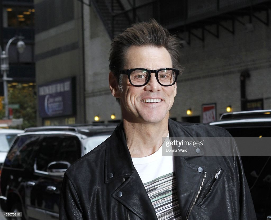 """Celebrities Visit """"Late Show With David Letterman"""" - October 29, 2014"""