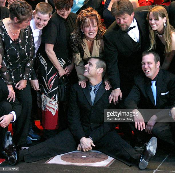 Jim Carrey during Canada's Walk of Fame Gala 2004 at Roy Thomson Hall in Toronto Ontario Canada