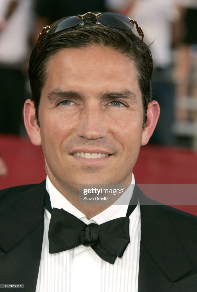 Jim Caviezel during 2004 ESPY Awards - Arrivals at Kodak Theatre in Hollywood, California, United States.