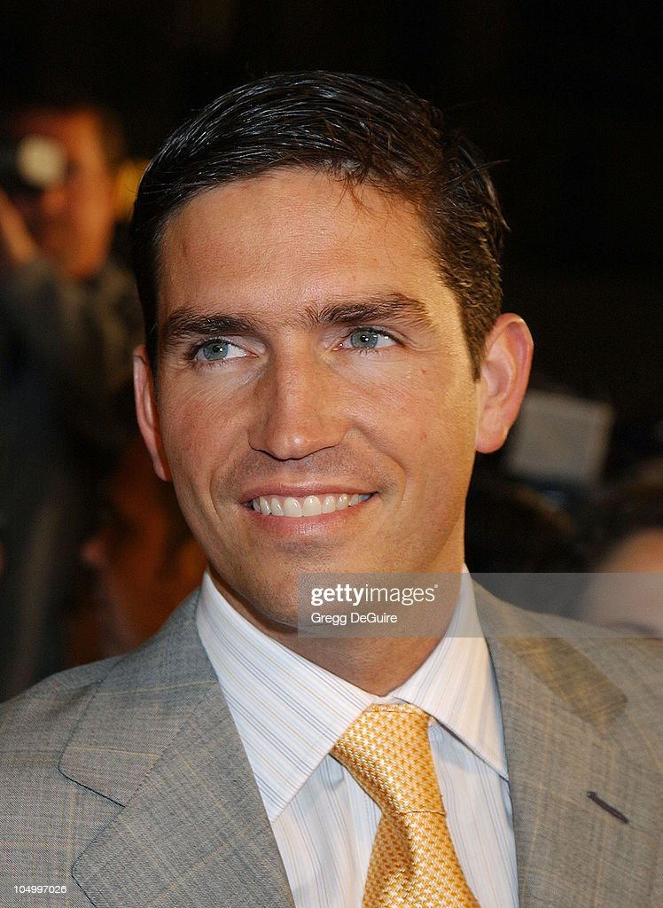 Jim Caviezel during 'High Crimes' Premiere at Mann Village Theatre in Westwood, California, United States.