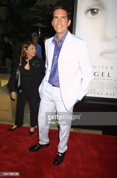 Jim Caviezel during Hollywood Premiere of 'Angel Eyes' at Egyptian Theatre in Hollywood California United States