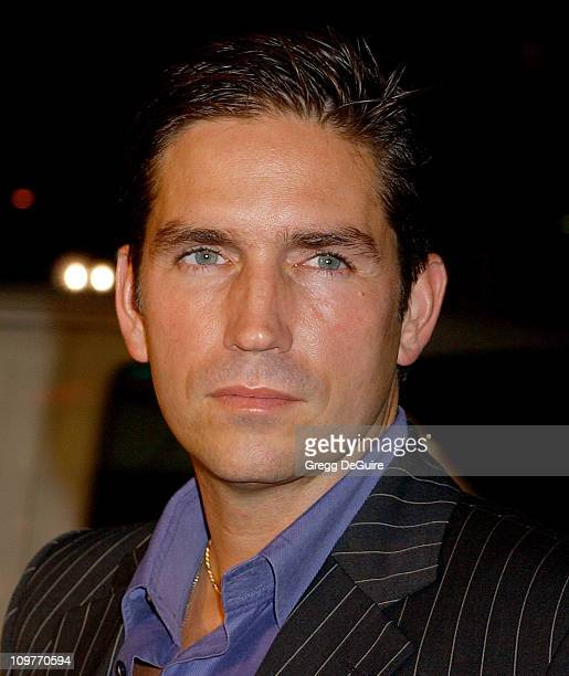 Jim Caviezel during 'I Walk the Line A Night for Johnny Cash' Day 2 Arrivals at Pantages Theatre in Hollywood California United States