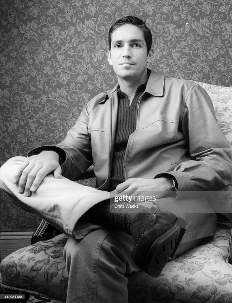 Jim Caviezel, Jan. 19, 2002, at the Ritz Carlton Hotel in Marina del Rey, Los Angeles.