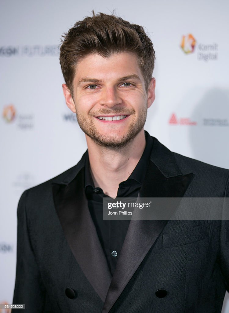 Jim Chapman arrives for the WGSN Futures Awards 2016 on May 26, 2016 in London, England.