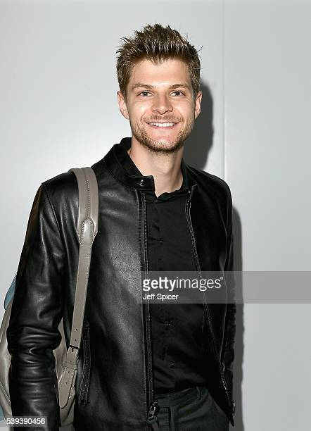 Jim Chapman attends the Agi Sam show during The London Collections Men SS17 at BFC Show Space on June 11 2016 in London England