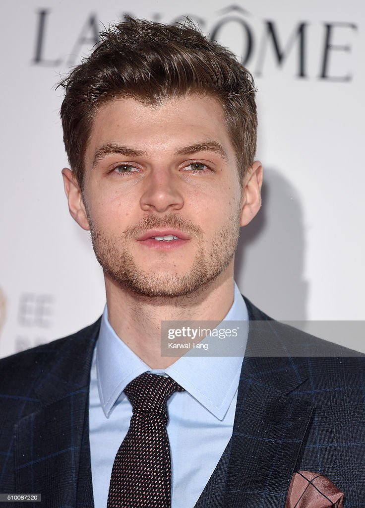 Jim Chapman attends the Lancome BAFTA nominees party at Kensington Palace on February 13, 2016 in London, England.
