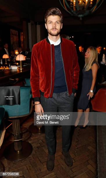 Jim Chapman attends the MS Tailoring Talk on October 3 2017 in London England