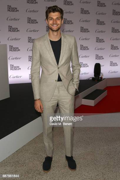 Jim Chapman attends the private view of the 'Cartier In Motion' exhibition curated by Norman Foster at The Design Museum on May 24 2017 in London...