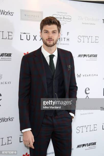 Jim Chapman attends the Walpole British Luxury Awards on November 20 2017 in London England