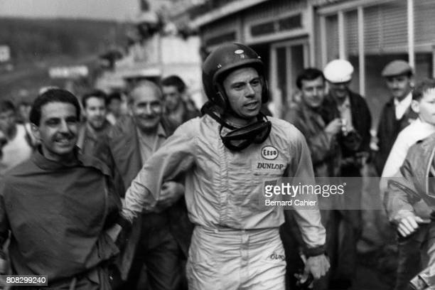 Jim Clark Grand Prix of Belgium Spa Francorchamps 09 June 1963