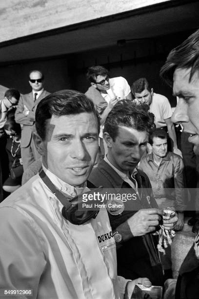 Jim Clark Grand Prix of Italy Autodromo Nazionale Monza Monza Italy September 12 1965