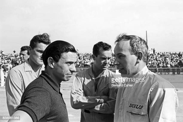 Jim Clark John Surtees Bob Bondurant 12 Hours of Sebring Sebring 21 March 1964