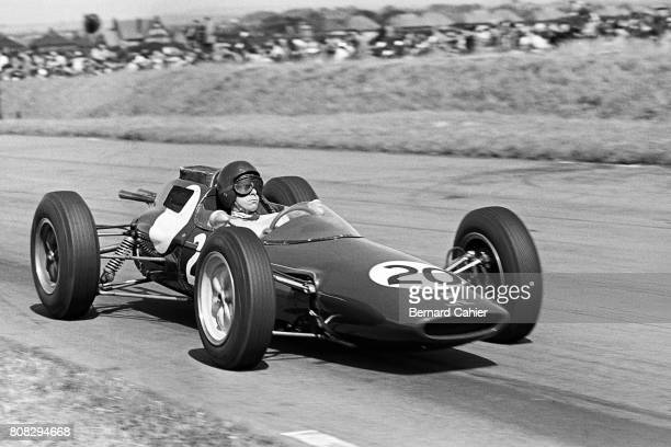 Jim Clark Lotus 25 Coventry Climax Grand Prix of Great Britain Aintree 21 July 1962
