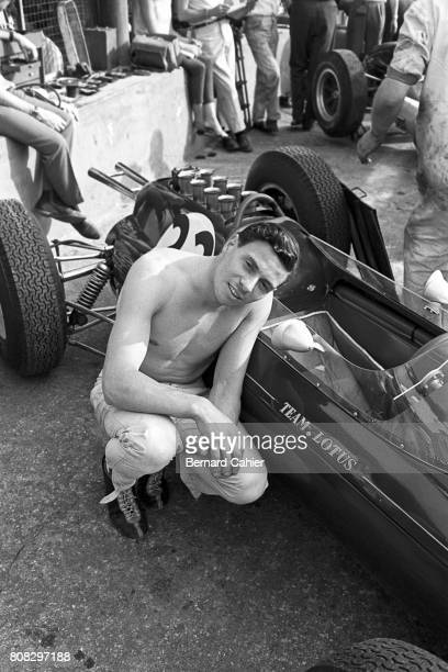 Jim Clark Lotus 25 Coventry Climax Grand Prix of Italy Monza 16 September 1962