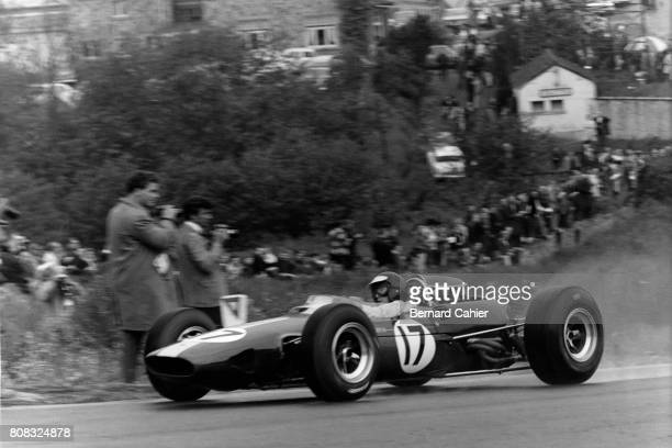 Jim Clark Lotus 33 Coventry Climax Grand Prix of Belgium Spa Francorchamps 30 May 1965