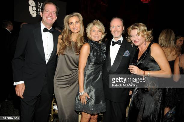 Jim Coleman Cynthia Ott Christine Schwarzman Prince Pierre d'Arenberg and Lady Liliana Cavendish attend NEW YORKERS FOR CHILDREN 2010 Fall Gala at...