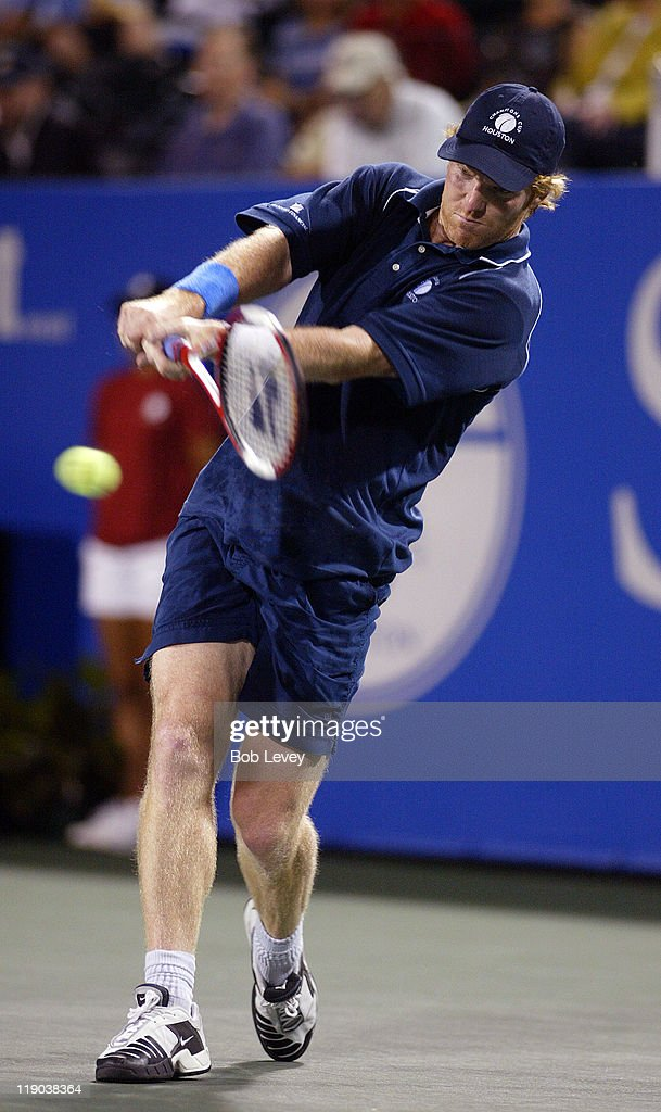 2005 Stanford Financial Champions Cup - Jim Courier vs  Mats Wilander