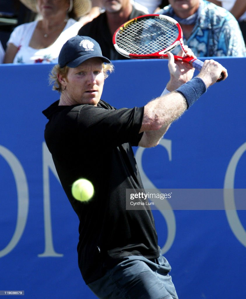 Champions Cup - Jim Courier vs Petr Korda - March 11, 2006