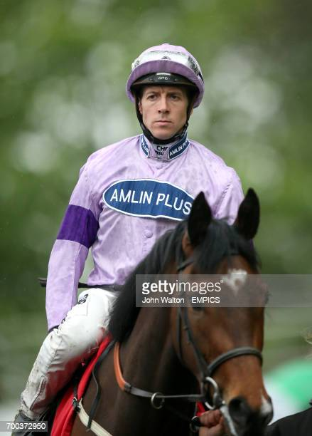 Jim Crowley jockey