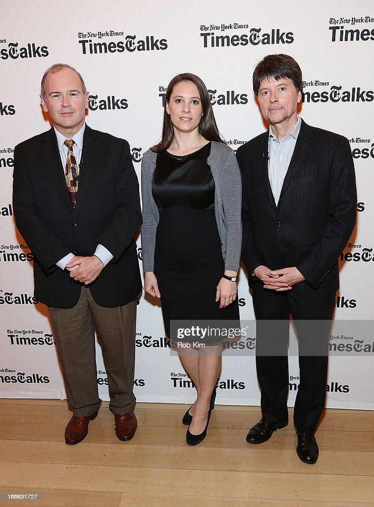 "TimesTalks Presents: ""Central Park 5"""