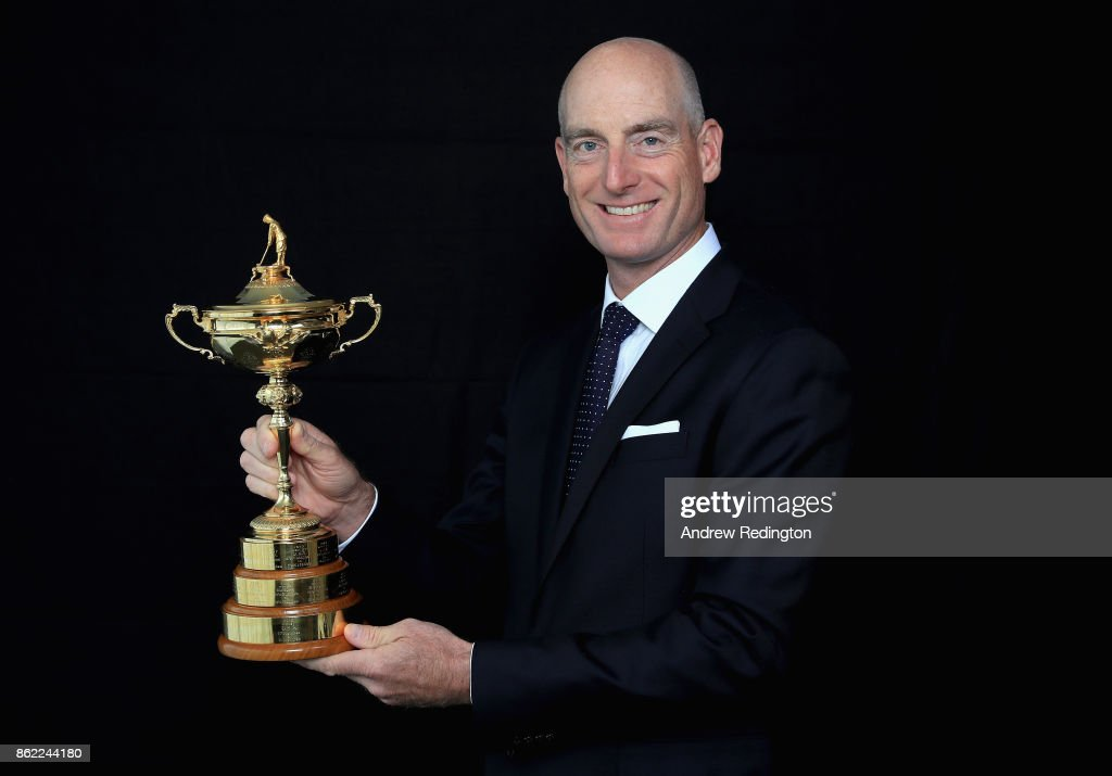 Ryder Cup 2018 Year to Go Captains Official Photocall and Press Conference