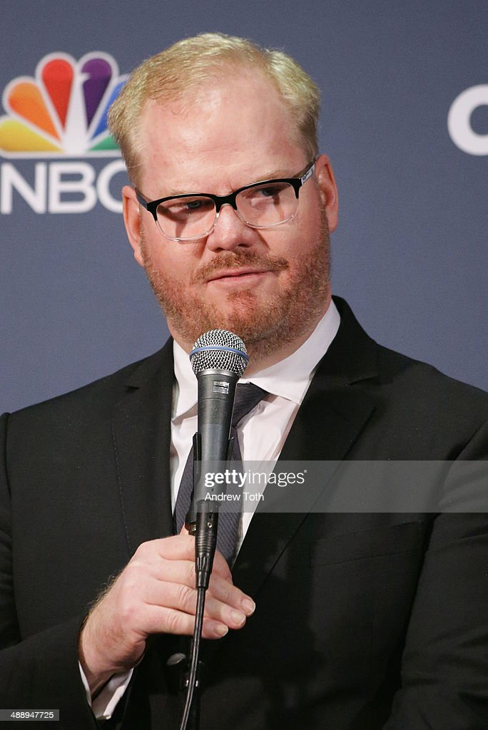 Jim Gaffigan attends the 2014 American Comedy Awards at Hammerstein Ballroom on April 26, 2014 in New York City.