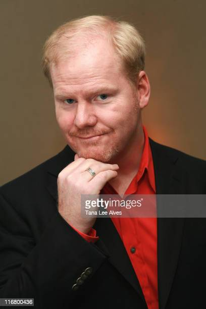 Jim Gaffigan during Jim Gaffigan Performs at the North Fork Theatre in Westbury New York March 16 2007 at North Fork Theatre in Westbury New York...
