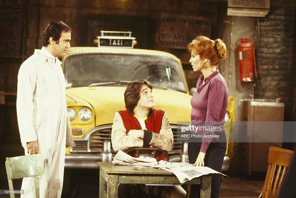 TAXI - 'Jim Gets a Pet' - Airdate December 18, 1979. (Photo by ABC Photo Archives/ABC via Getty Images) ANDY