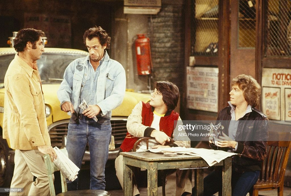 TAXI - 'Jim Gets a Pet' - Airdate December 18, 1979. (Photo by ABC Photo Archives/ABC via Getty Images) JUDD