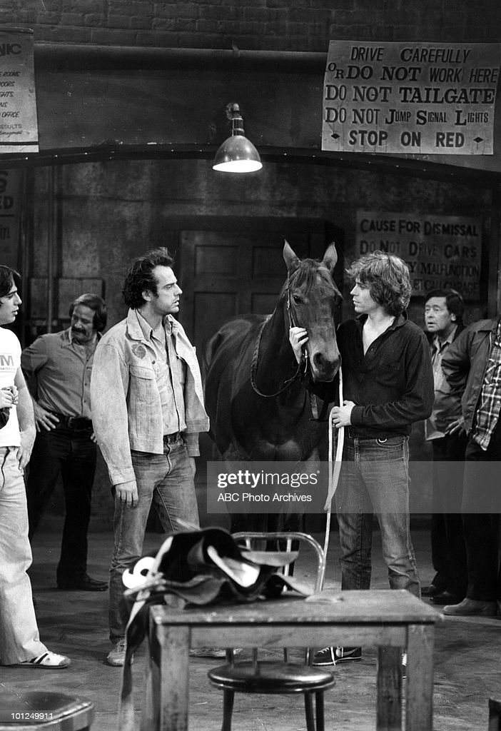 TAXI - 'Jim Gets a Pet' which aired on December 18, 1979. (Photo by ABC Photo Archives/ABC via Getty Images) CHRISTOPHER