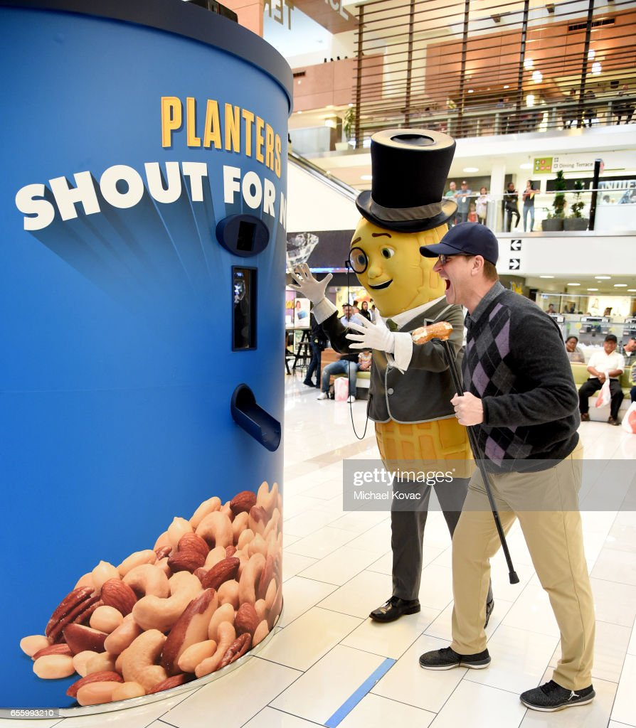 Planters Shout For Nuts Featuring Jim Harbaugh