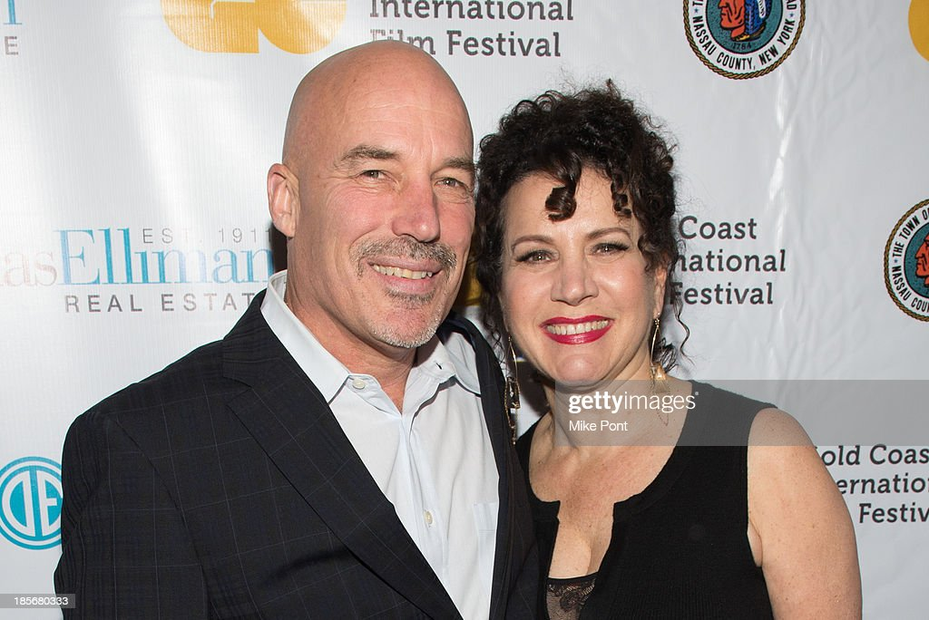 Jim Harder and actress/Comedian <a gi-track='captionPersonalityLinkClicked' href=/galleries/search?phrase=Susie+Essman&family=editorial&specificpeople=666342 ng-click='$event.stopPropagation()'>Susie Essman</a> attend the annual benefit gala during the Third Annual Gold Coast International Film Festival at on October 23, 2013 in Port Washington, New York.