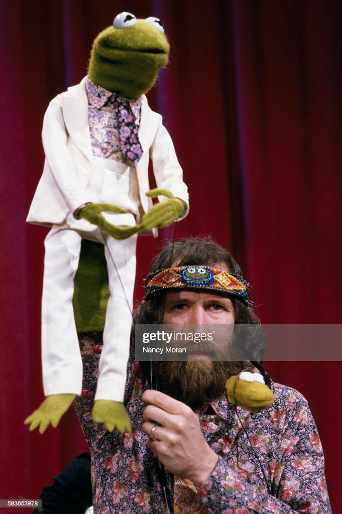 Jim Henson is the creator and producer of the television program The Muppet Show staring Kermit the Frog