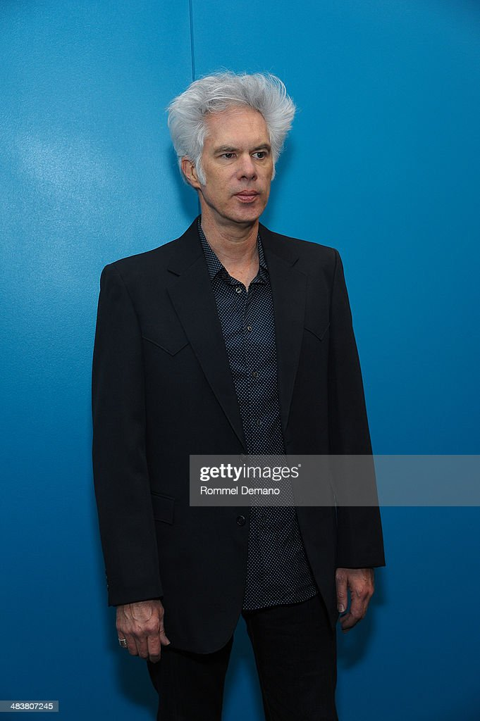 <a gi-track='captionPersonalityLinkClicked' href=/galleries/search?phrase=Jim+Jarmusch&family=editorial&specificpeople=208784 ng-click='$event.stopPropagation()'>Jim Jarmusch</a> attends 'Permanent Vacation: The Films of <a gi-track='captionPersonalityLinkClicked' href=/galleries/search?phrase=Jim+Jarmusch&family=editorial&specificpeople=208784 ng-click='$event.stopPropagation()'>Jim Jarmusch</a>' at Lincoln Center Plaza on April 9, 2014 in New York City.