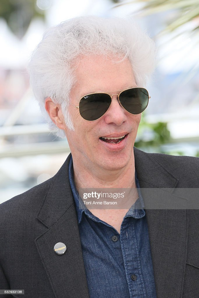 Jim Jarmusch attends the 'Gimme Danger' photocall during the 69th annual Cannes Film Festival on May 19, 2016 in Cannes, France.
