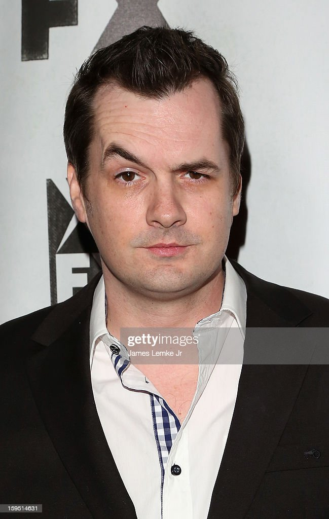 Jim Jefferies attends the FX's New Comedy Series 'Legit' Premiere Screening held at the Fox Studio Lot on January 14, 2013 in Century City, California.