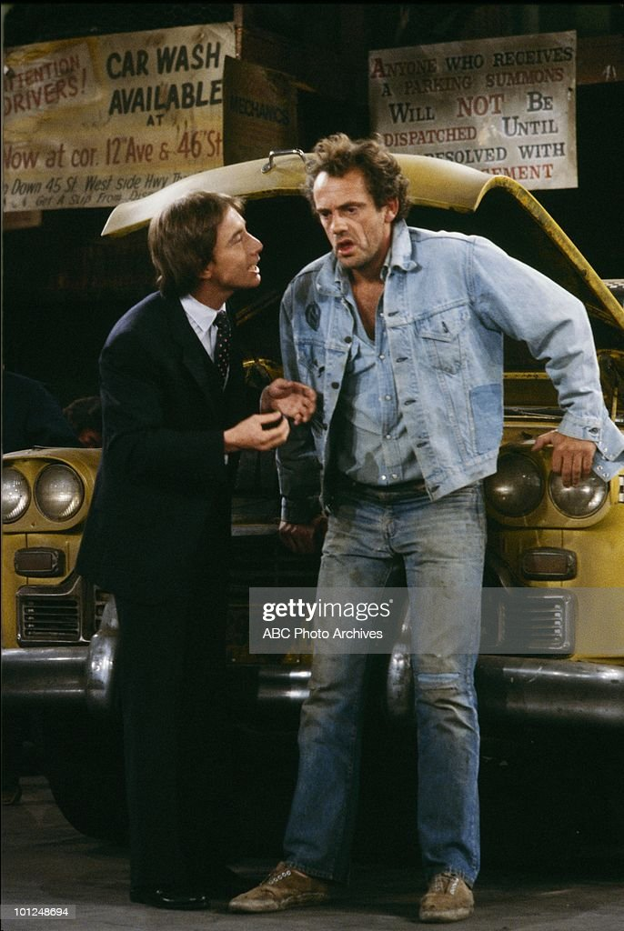 TAXI - 'Jim Joins The Network' which aired on October 29, 1981. (Photo by ABC Photo Archives/ABC via Getty Images) MARTIN