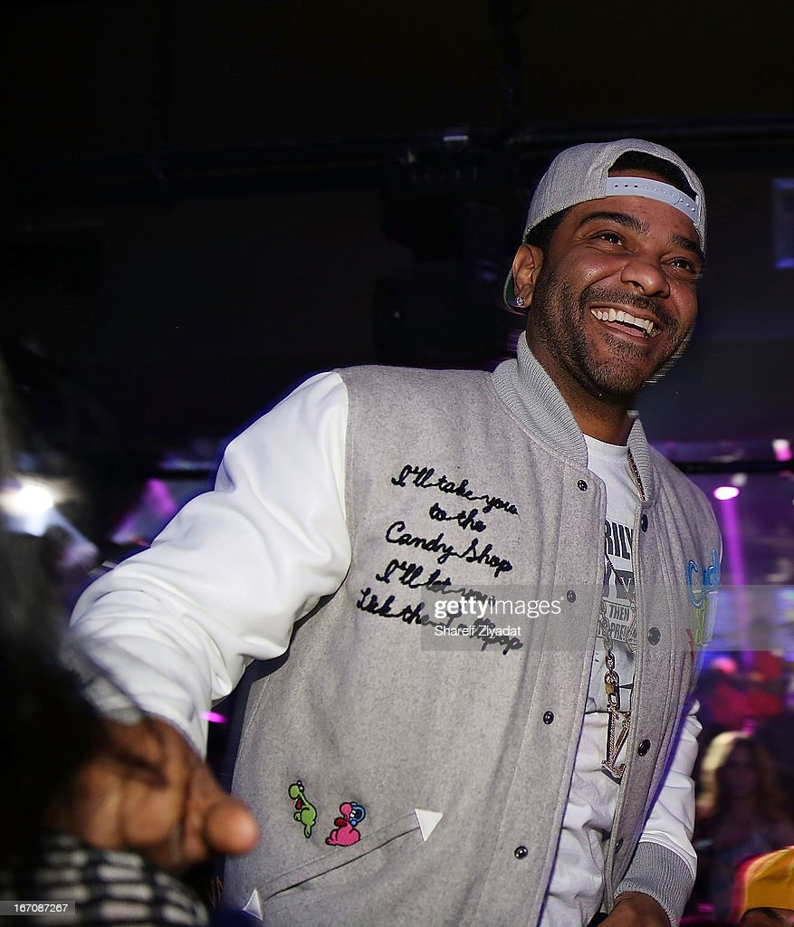 Jim Jones attends the 2nd Annual DJ Prostyle's Birthday Bash after party at Stage 48 on April 16, 2013 in New York City.