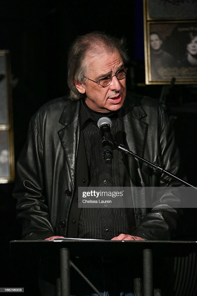 DJ Jim Ladd attends the Goo Goo Dolls induction into Guitar Center's historic RockWalk at Guitar Center on May 7, 2013 in Hollywood, California.