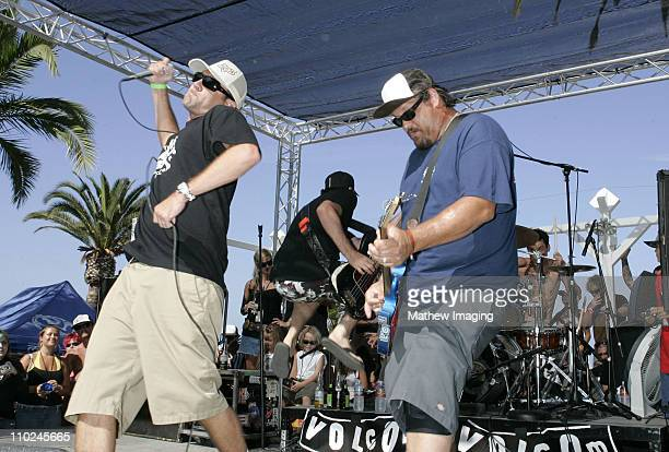 Jim Lindberg and Fletcher Dragge of Pennywise *Exclusive Coverage*