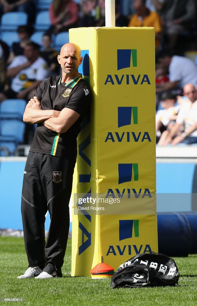 Wasps v Northampton Saints - Aviva Premiership