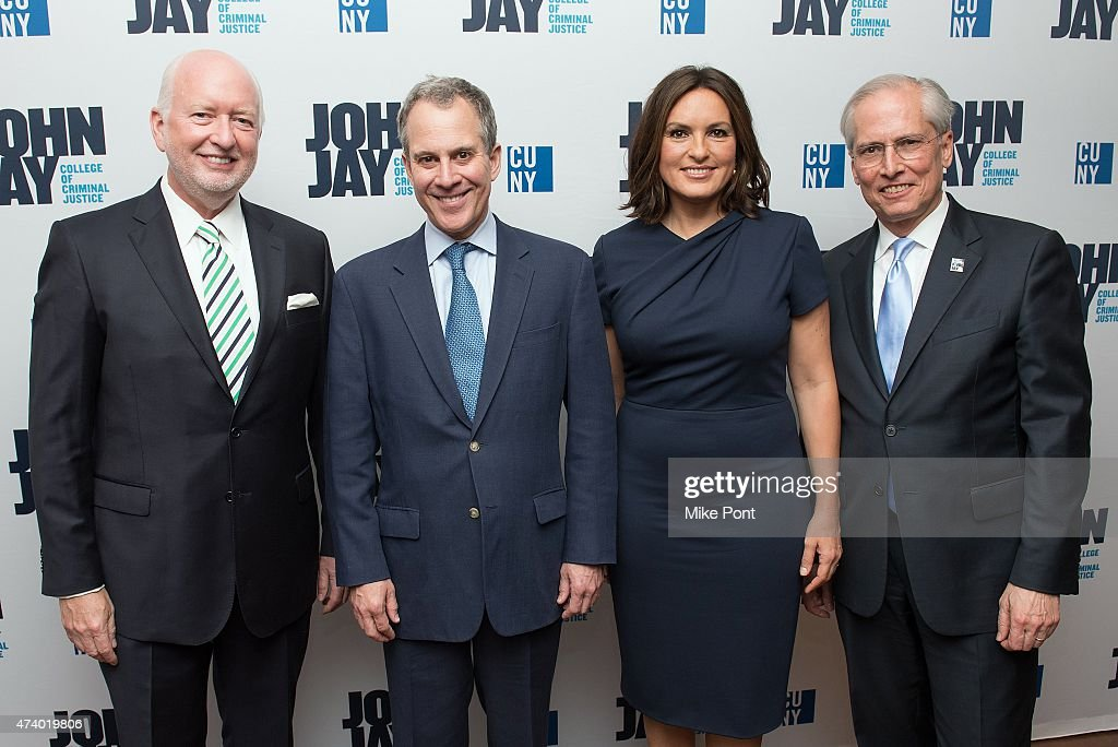 John Jay College 50th Anniversary Gala | Getty Images