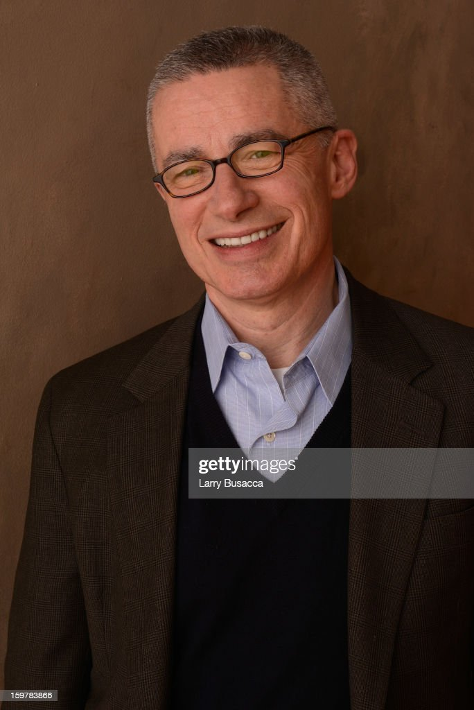 Jim McGreevey poses for a portrait during the 2013 Sundance Film Festival at the Getty Images Portrait Studio at Village at the Lift on January 20, 2013 in Park City, Utah.